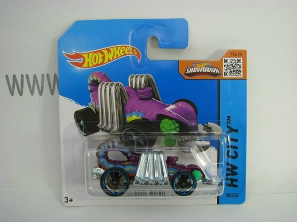 Hot Wheels 2015 EEVIL WEEVIL HW City CFM19